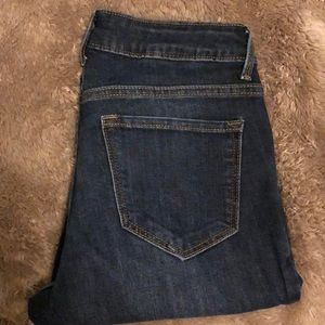 Old Navy Jeans - Old Navy Midrise Rockstar Jeans Size 4 Long!